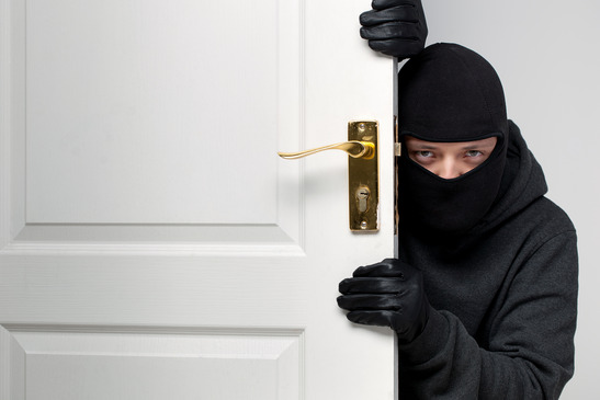 Home burglary prevention